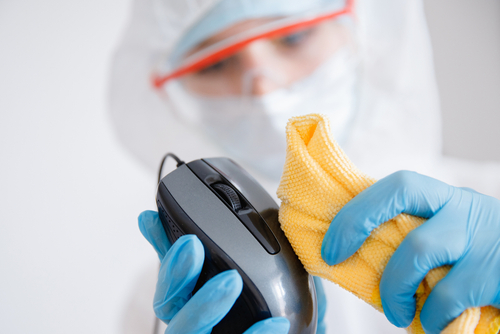 Difference Between Cleaning, Disinfecting and Sterilizing
