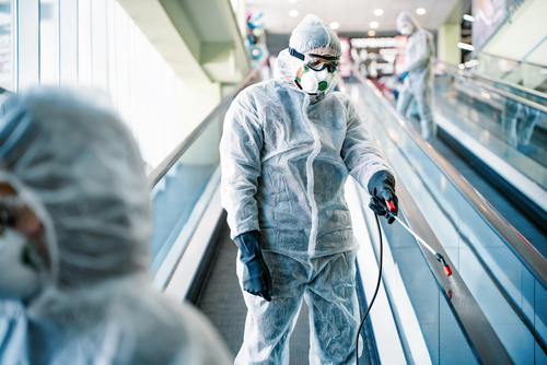 Select the Best Disinfectant Services from the List