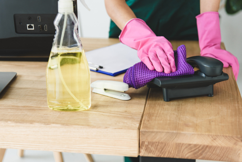 4 Common Ingredients Used in Disinfectants