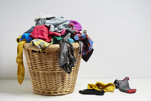 Does Washing Clothes Eliminate Germs & Bacteria?
