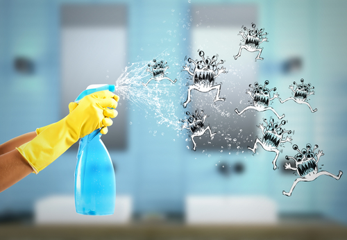 How to Properly Clean and Disinfect Areas for COVID-19?